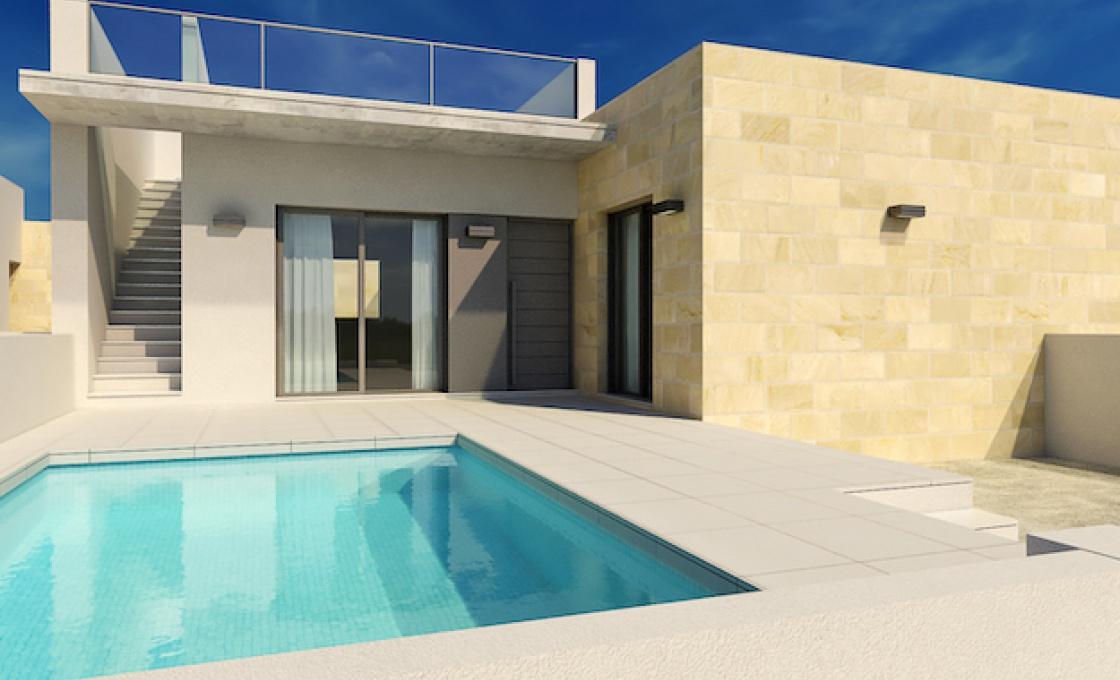 2 Chambres, Villa, Bien Neuf, 2 Salles de bain, Listing ID 1959, Daya vieja, Espagne, 03177,