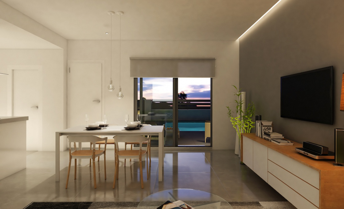 3 Chambres, Villa, Bien Neuf, 3 Salles de bain, Listing ID 1960, Daya Vieja, Espagne, 03177,
