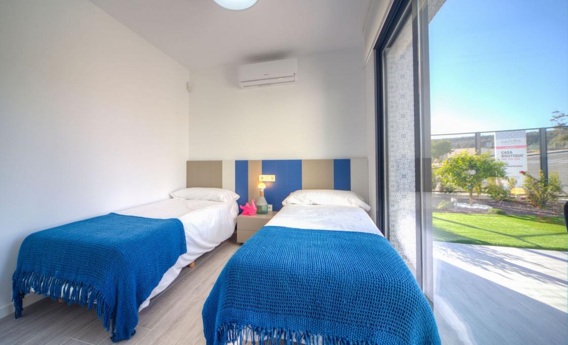 3 Chambres, Villa, Bien Neuf, 2 Salles de bain, Listing ID 1973, San Miguel de Salinas, Espagne,