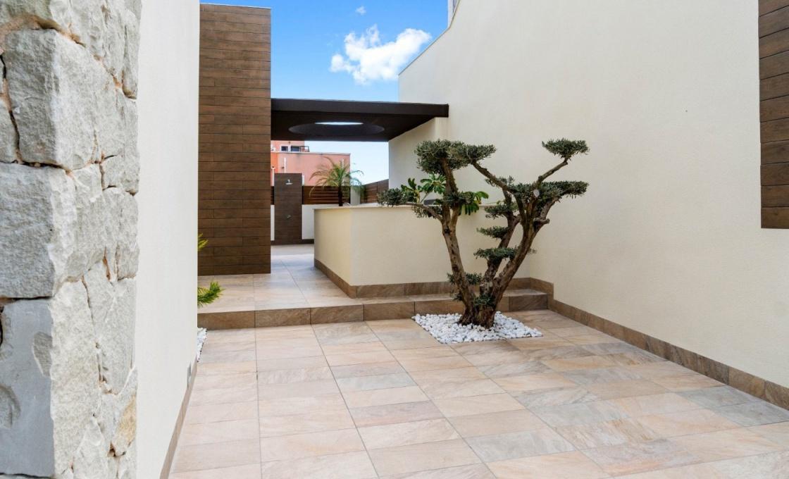 3 Chambres, Maison, Bien Neuf, 2 Salles de bain, Listing ID 1996, Los Montesinos , Espagne,