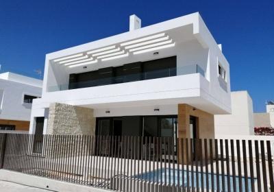 3 Chambres, Villa, Bien Neuf, 3 Salles de bain, Listing ID 2045, Mil Palmeras, Espagne,