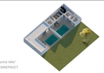 4 Chambres, Villa, À Vendre, 4 Salles de bain, Listing ID 2073, Daya Vieja, Espagne,