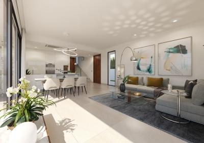 4 Chambres, Villa, Bien Neuf, 3 Salles de bain, Listing ID 2081, Finestrat, Espagne,