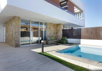 3 Chambres, Villa, Bien Neuf, 3 Salles de bain, Listing ID 2083, San Pedro del pinatar, Espagne,