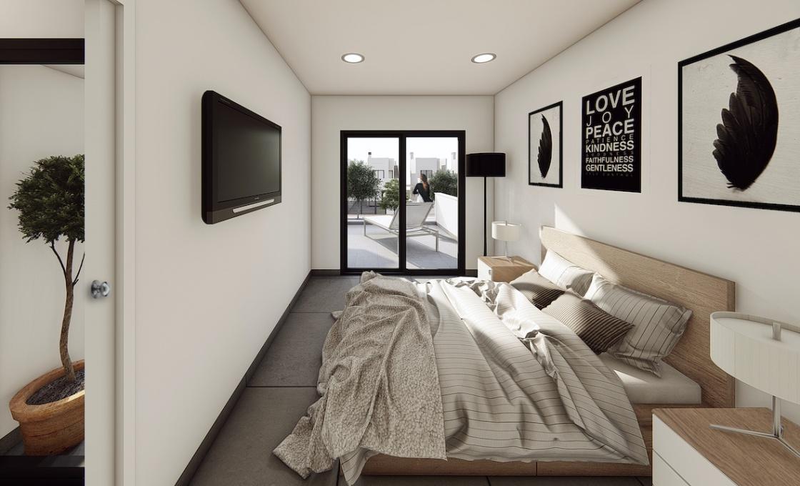 3 Chambres, Villa, Bien Neuf, 2 Salles de bain, Listing ID 2085, RODA  GOLF&BEACH RESORT, Espagne,