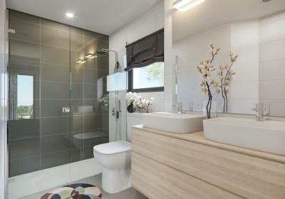 4 Chambres, Villa, Bien Neuf, 3 Salles de bain, Listing ID 2087, Roda golf&beach resort, Espagne,