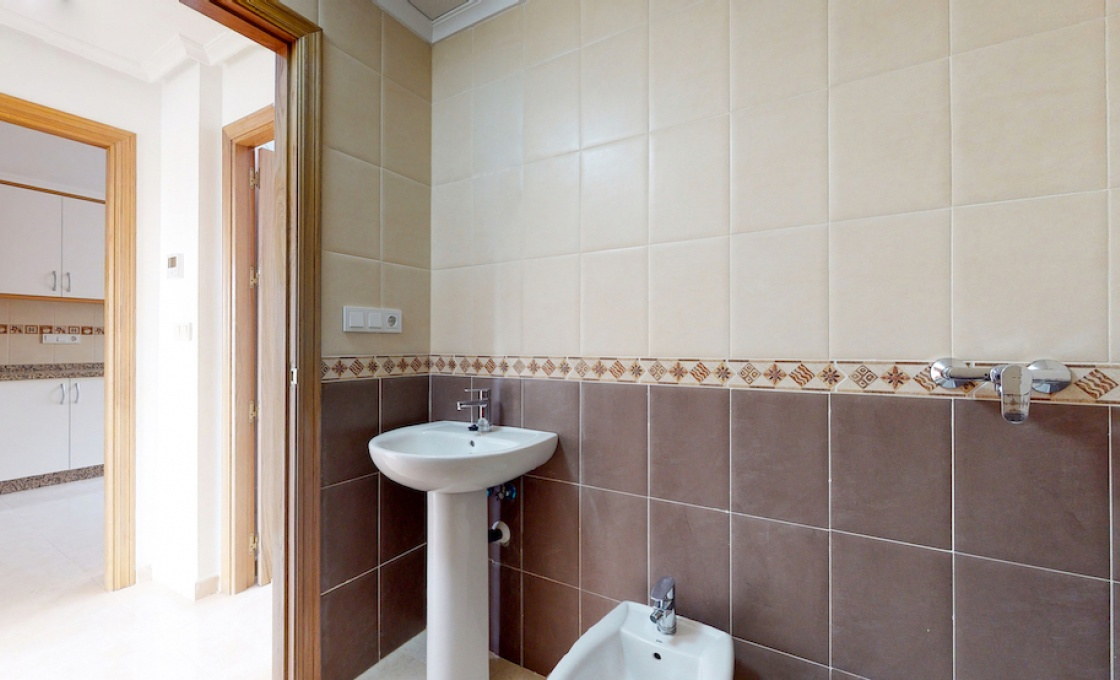 3 Chambres, Maison, Saisie Bancaire, 3 Salles de bain, Listing ID 2097, San Miguel de Salinas, Espagne,