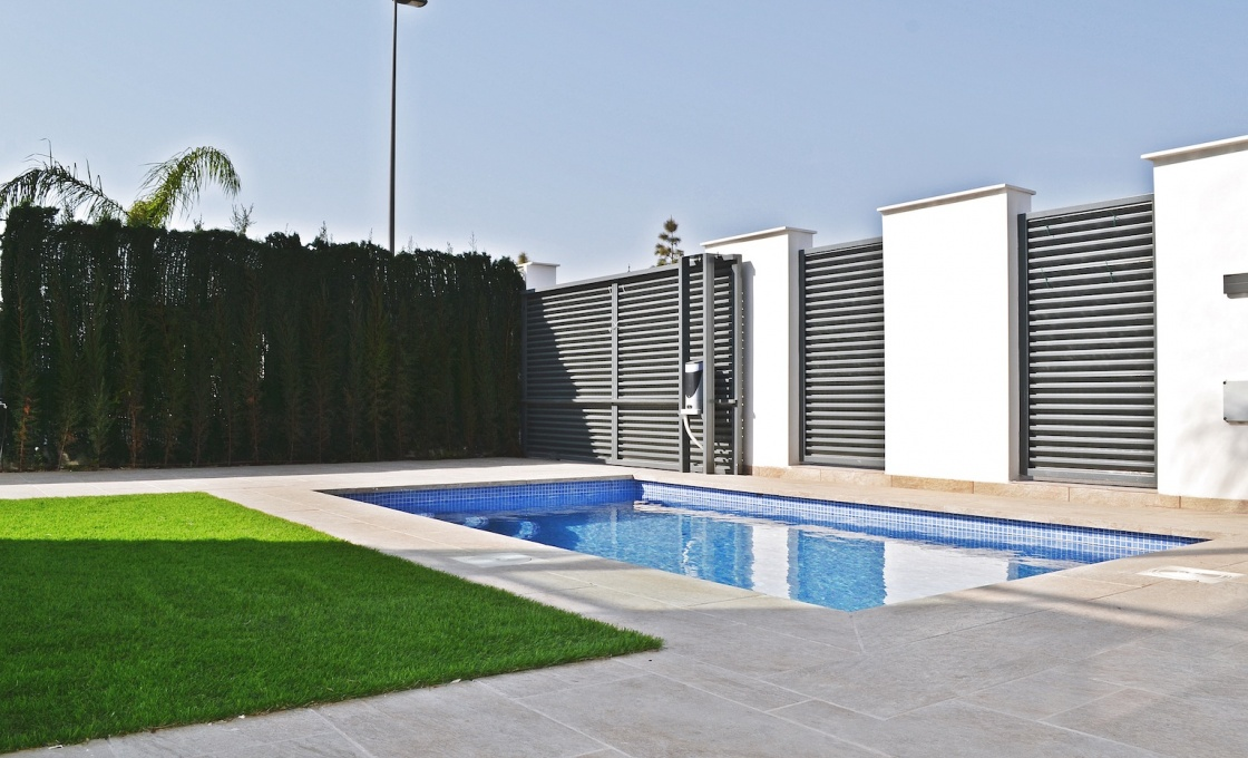 3 Chambres, Villa, Bien Neuf, Avenia Juan Carlos, 2 Salles de bain, Listing ID 2108, Los Alcazares, Espagne,
