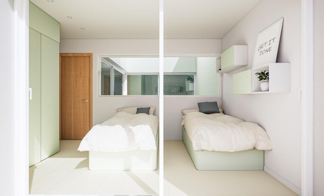 3 Chambres, Villa, Bien Neuf, Calle Juan de Mesa, 2 Salles de bain, Listing ID 2109, San Pedro Del Pinatar, Espagne,
