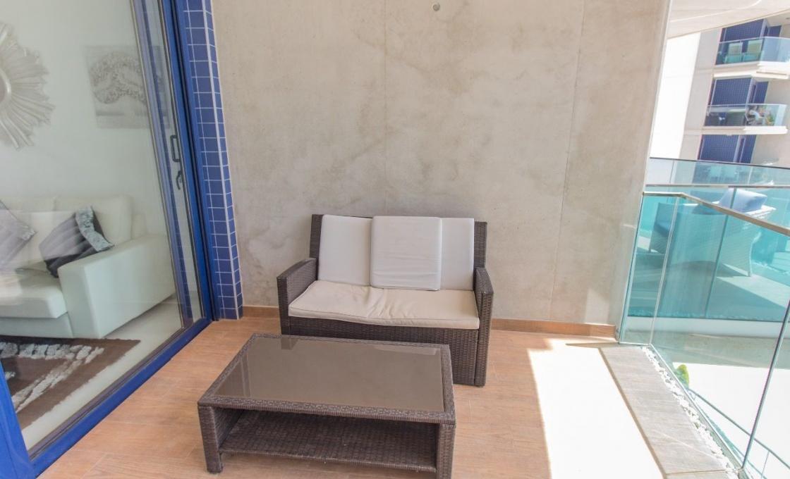 3 Chambres, Appartement, À Vendre, Avenida de las olas, 2 Salles de bain, Listing ID 2115, Orihuela Costa, Espagne, 03189,