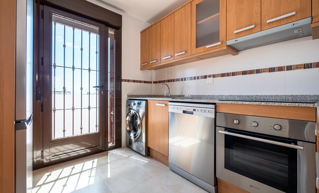 3 Chambres, Maison, Bien Neuf, madame buterfly, 2 Salles de bain, Listing ID 2120, Orihuela costa, Espagne, 03189,