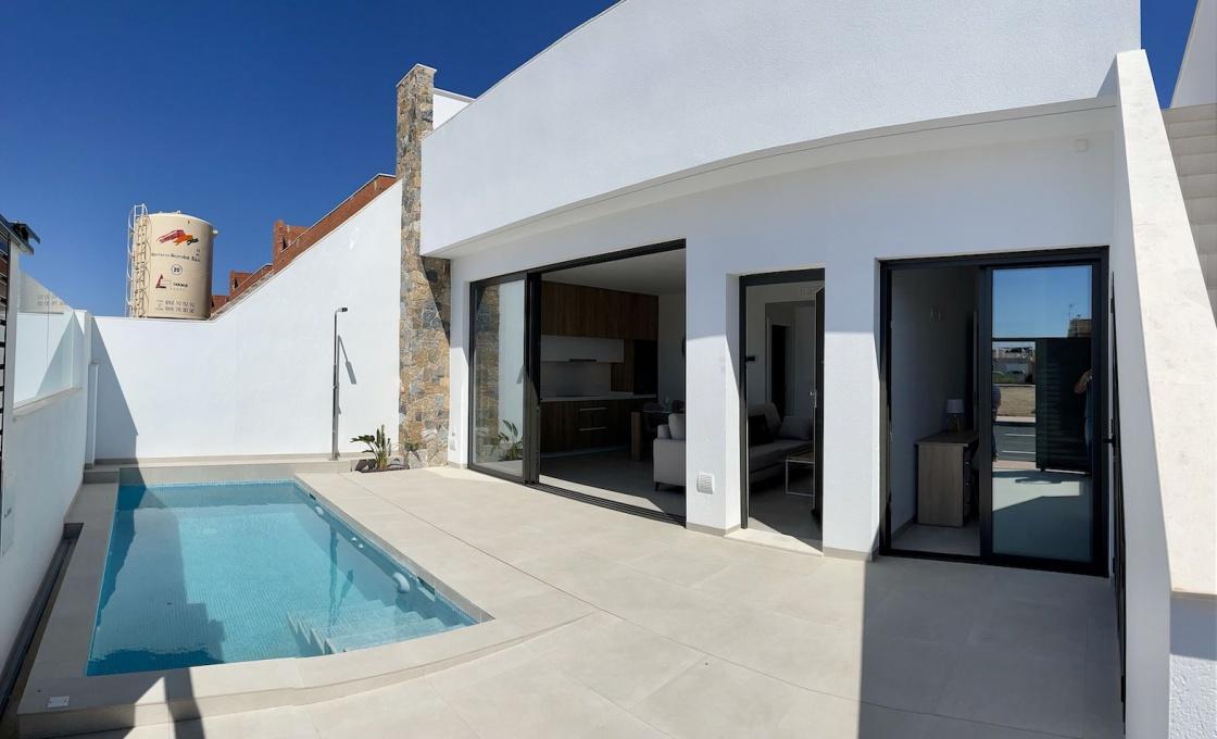 2 Chambres, Villa, Bien Neuf, calle puerto de hierro, 2 Salles de bain, Listing ID 2138, San Javier, Espagne, 30730,