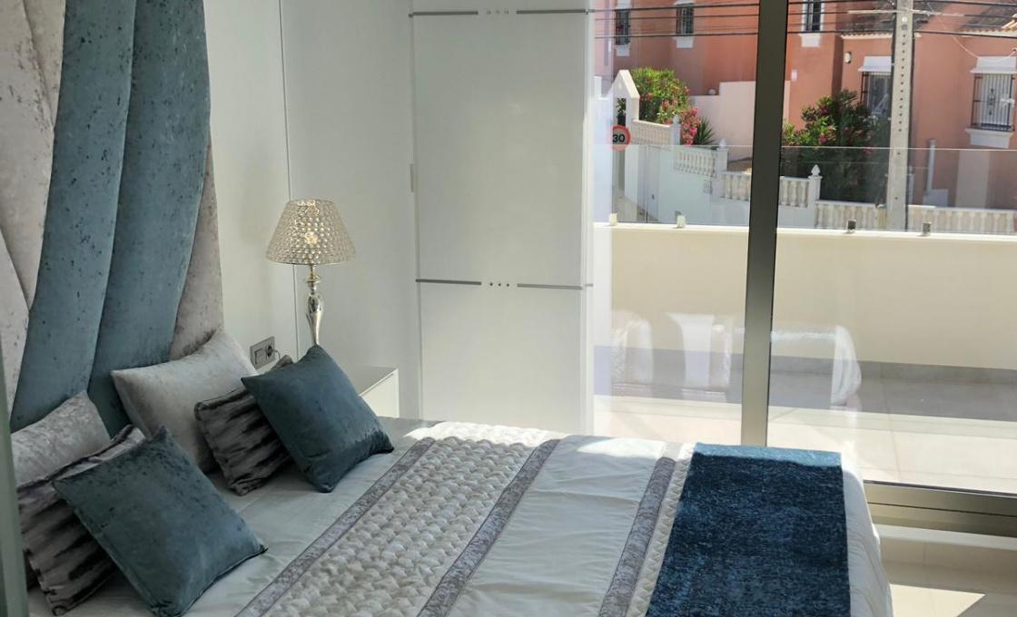 3 Chambres, Villa, Bien Neuf, calle malaga, 2 Salles de bain, Listing ID 2139, Orihuela Costa, Espagne, 03189,