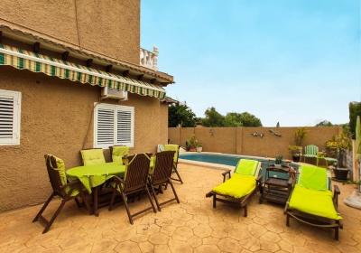 3 Chambres, Villa, À Vendre, calle campoamor, 2 Salles de bain, Listing ID 2143, Orihuela Costa, Espagne, 03189,