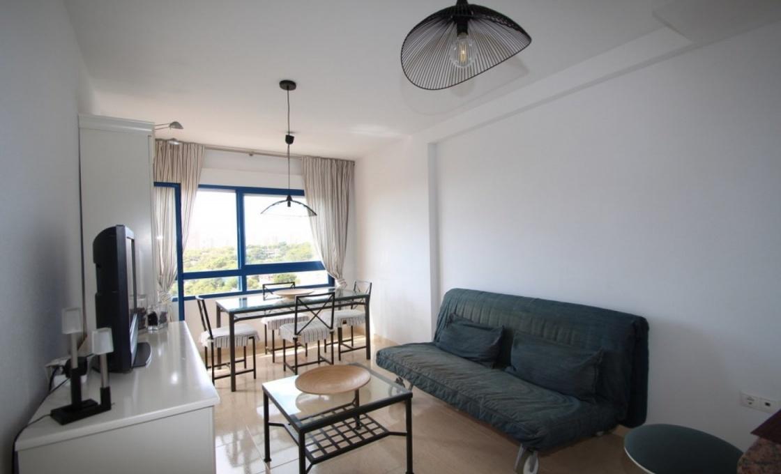 1 Chambres, Appartement, À Vendre, dehesa de campoamor, 1 Salles de bain, Listing ID 2148, Orihuela-costa, Espagne, 0318,