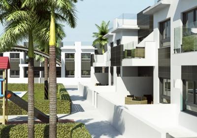 2 Chambres, Bungalow, Bien Neuf, avenida reina sofia, 2 Salles de bain, Listing ID 1567, pilar de la horadada, Espagne,