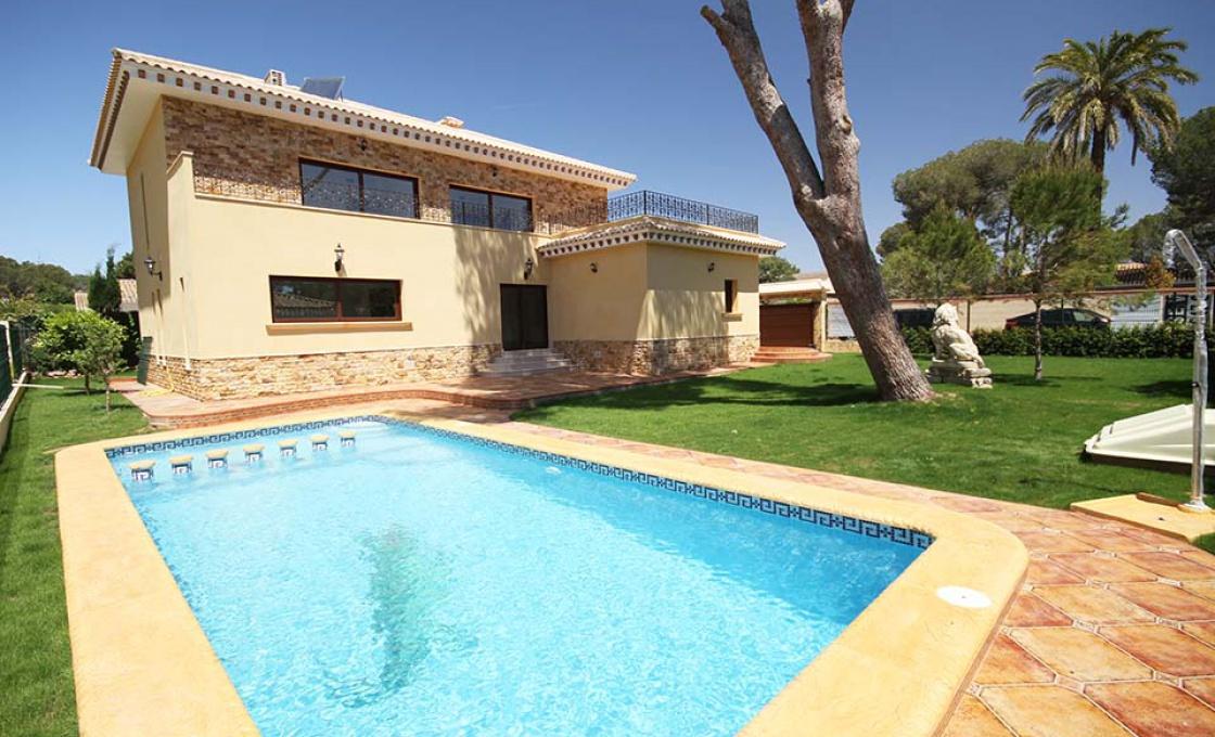 4 Chambres, Villa, Bien Neuf, dehesa campoamor, 3 Salles de bain, Listing ID 1726, Orihuela Costa, Espagne, 03180,