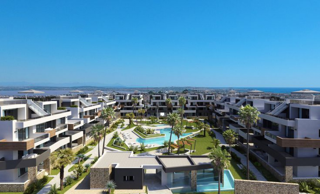 2 Chambres, Appartement, Bien Neuf, fausto, 2 Salles de bain, Listing ID 1792, orihuela costa, Espagne, 03189,