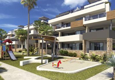 2 Chambres, Appartement, Bien Neuf, fausto, 2 Salles de bain, Listing ID 1792, orihuela costa, Espagne, 03189,