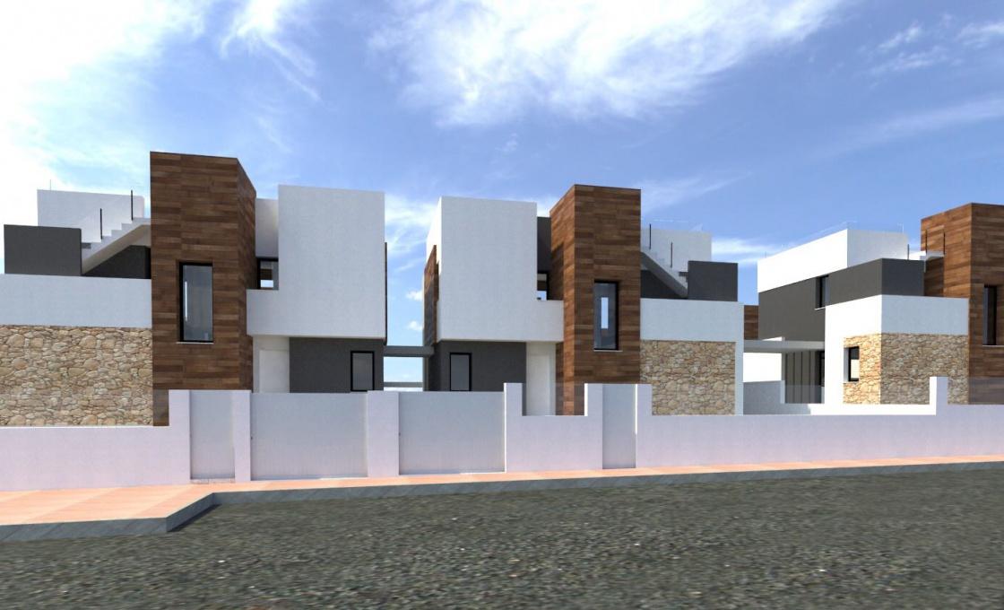 3 Chambres, Villa, Bien Neuf, calle cabo de palos, 3 Salles de bain, Listing ID 1794, orihuela costa, Espagne, 03189,